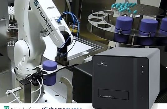 NucleoCounter® NC-3000™ used for the Autostem platform