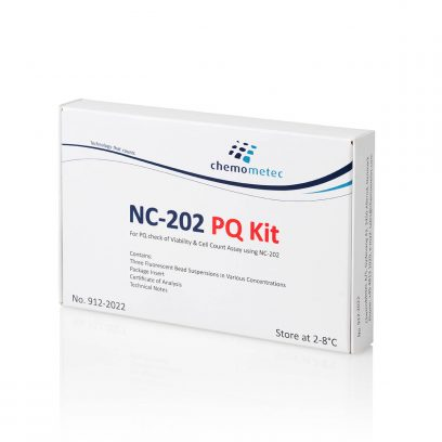 NucleoCounter® NC-202™ PQ Kit for Performance Qualification