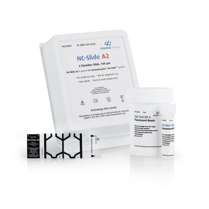 NucleoCounter® NC-250™ IQ/OQ Kit for Installation and Operation Testing
