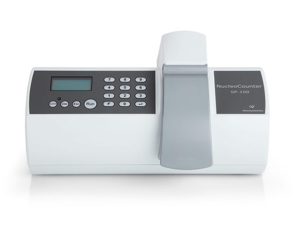 NucleoCounter® SP-100™ - Automated Sperm Cell Counter