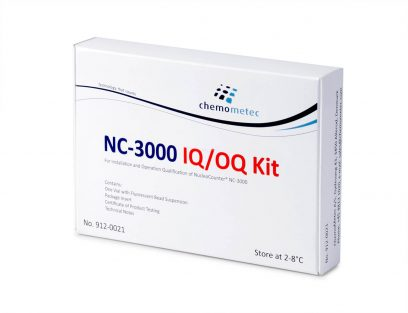 NucleoCounter® NC-3000™ IQ/OQ Kit for Installation and Operation Testing