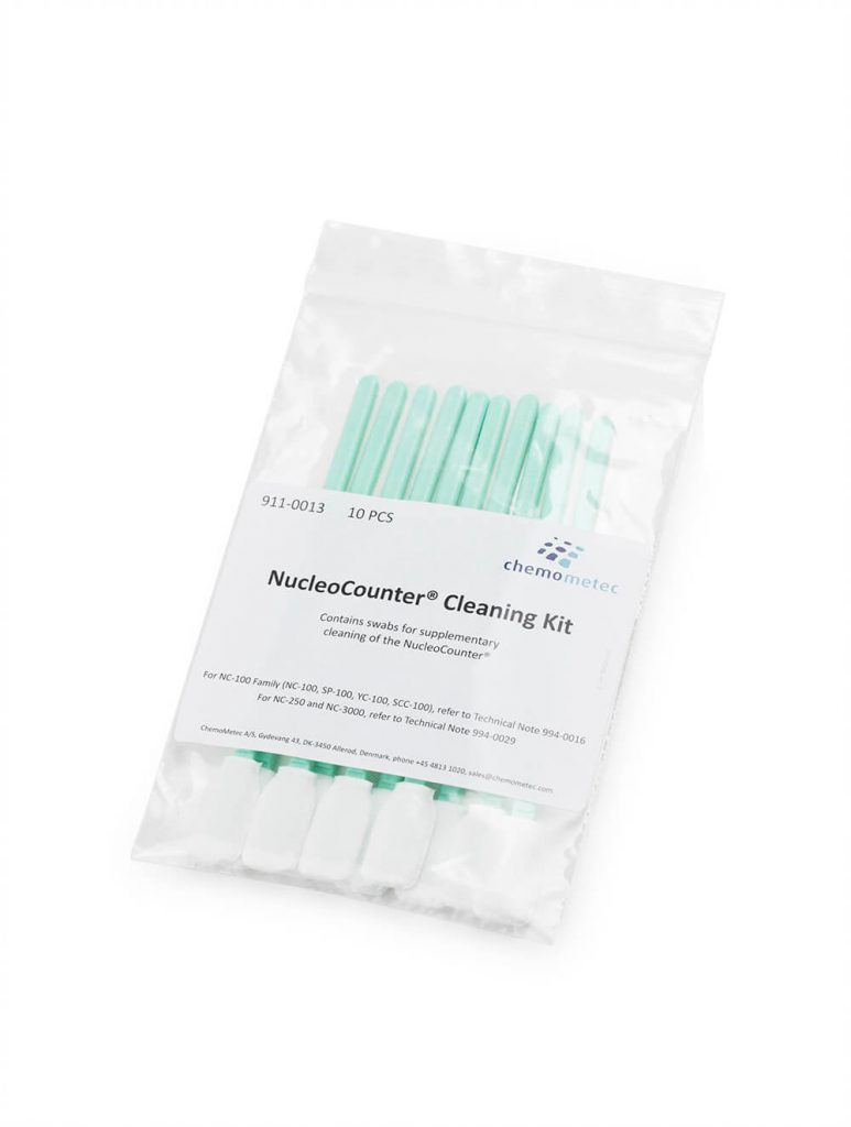 Cleaning Kit NucleoCounter